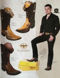 e2844e666f4 El General Boots & Noel Torres | Yeehaw Cowboy Boots & Western Wear Blog