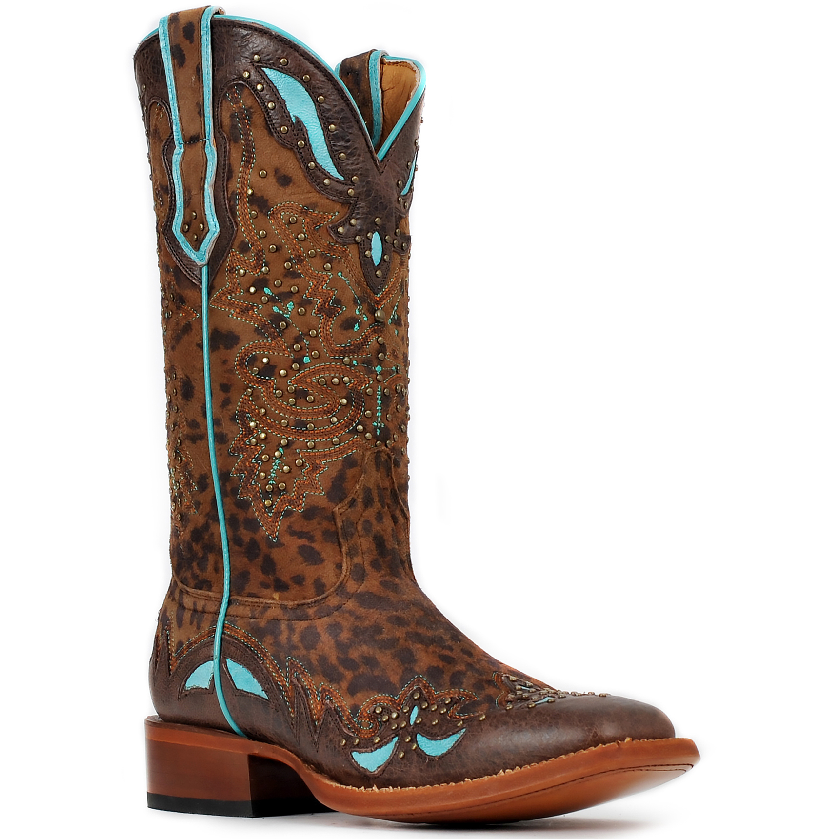 Gator Skin Boots Square Toe Womens-cinch-boots-square-toe